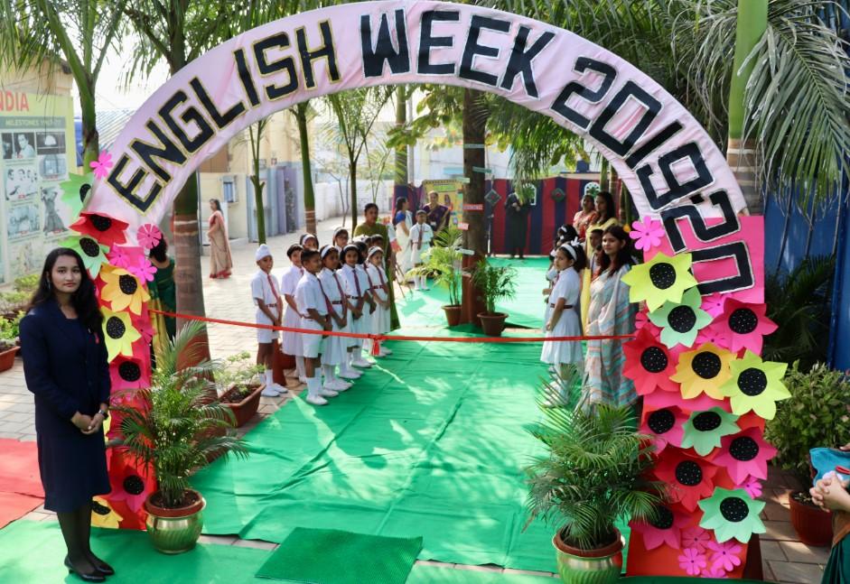 English Week Celebration
